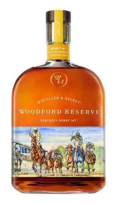 Woodford Reserve 2021 Kentucky Derby 147 Bourbon Whiskey