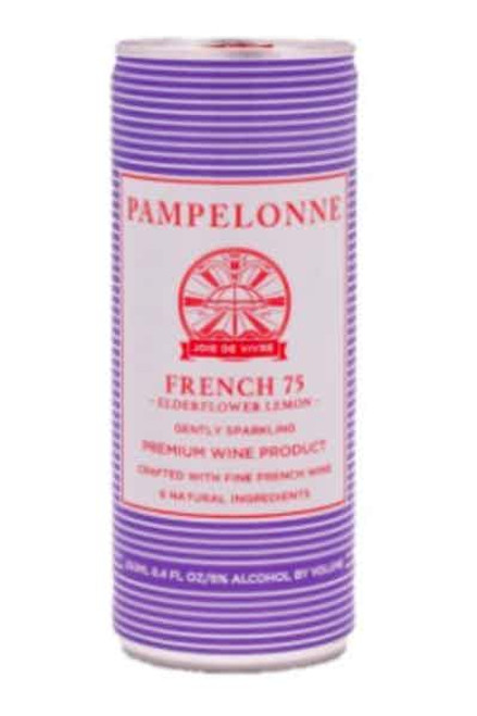 Pampelonne French 75 4 Pack