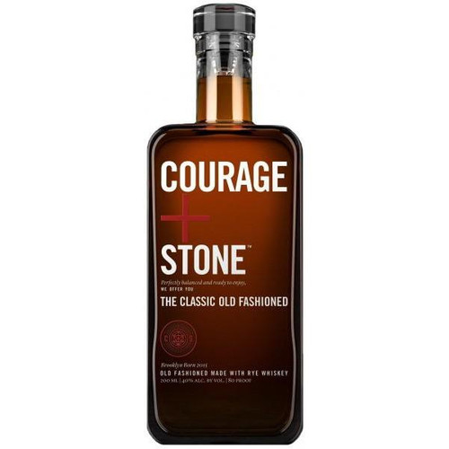 Courage + Stone 200ml Old Fashioned (2 Pack)