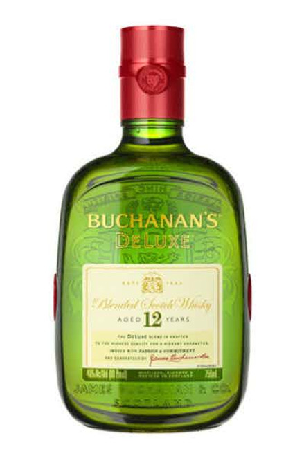 Buchanan's DeLuxe Aged 12 Years Blended Scotch Whisky