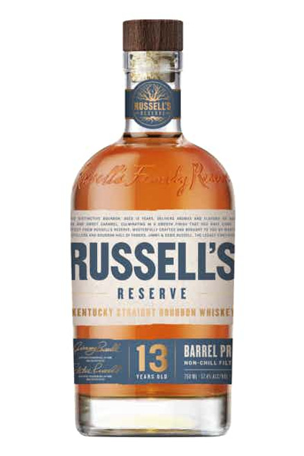 Russell's Reserve Barrel Proof 13 Year 750ml