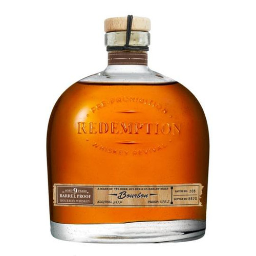 Redemption Bourbon 9Y 108.2 750ML