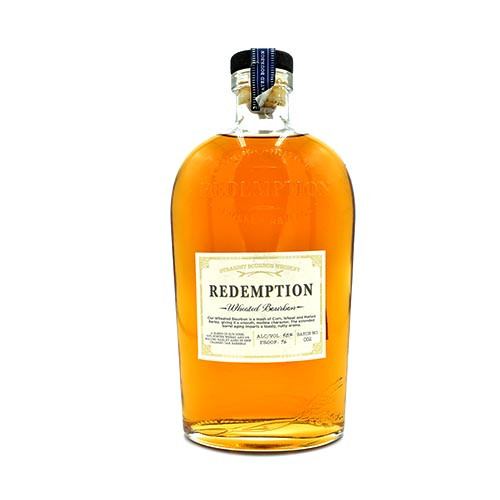 Redemption Wheated Bourbon 750ML