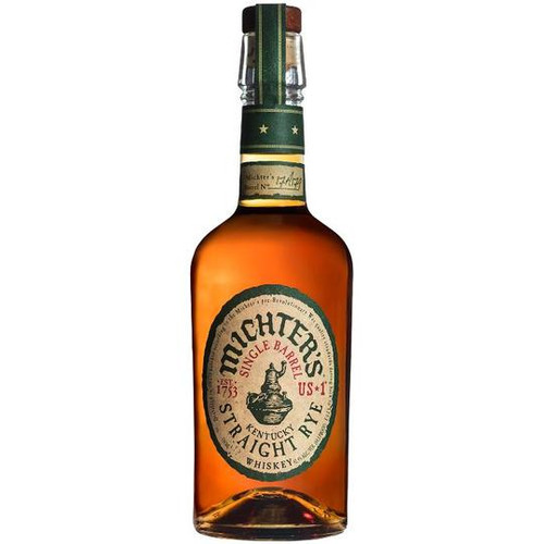 Mitchers Straight Rye 750ML