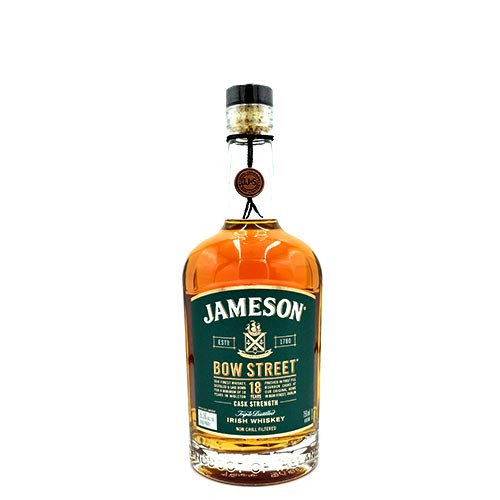 Jameson Bow Street 18 Years  750ML