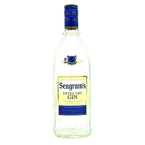Seagram Gin Extra 750ML