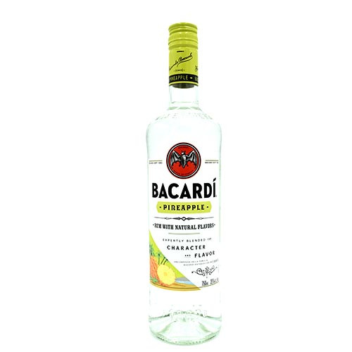 Bacardí Pineapple 750ML