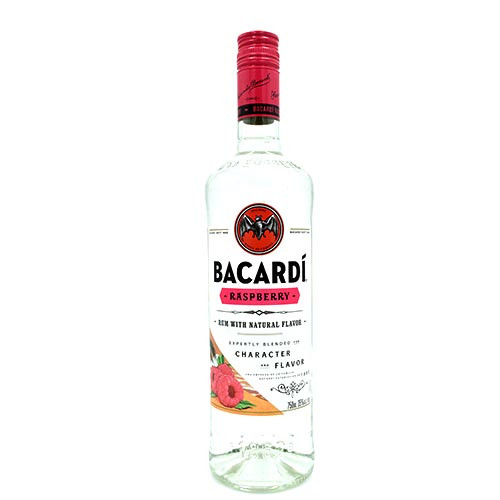 Bacardí Raspberry 750ML