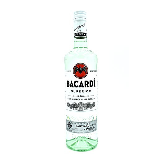 Bacardí Light 750ML