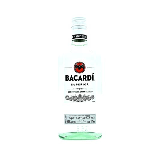 Bacardí Light 375ML
