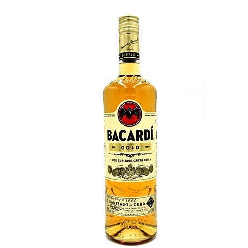 Bacardí Gold 750ML