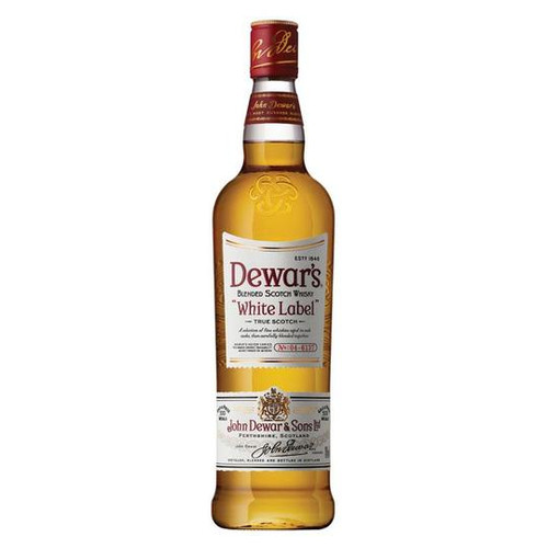 Dewares White Label 750ML