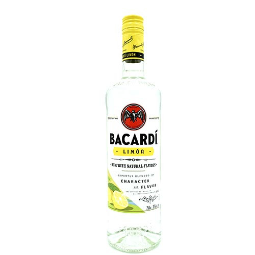 Bacardí Limon 750ML