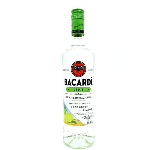 Bacardí Lime 750ML