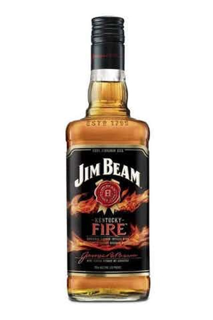 Jim Beam Fire 750ML