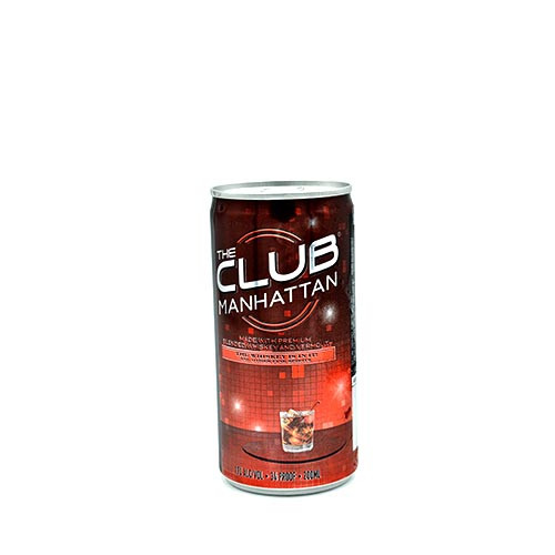The Club Manhattan 200ML