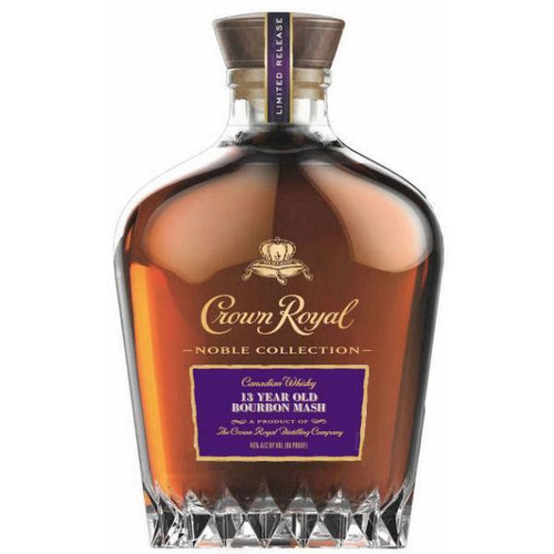 Crown Royal Noble Eddition Bourbon Mash 13y 750ML