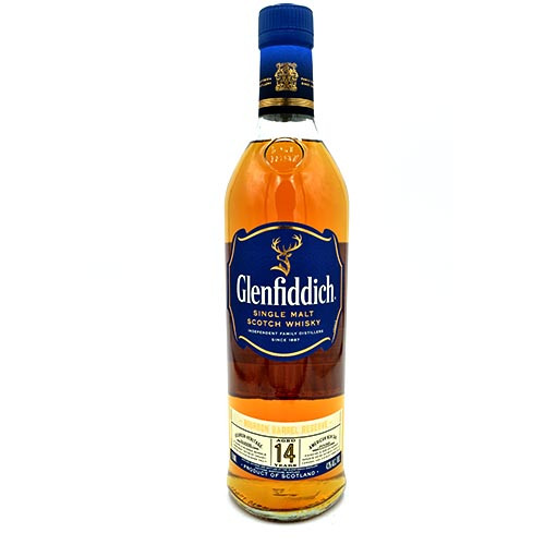Glenfiddich 14 Yo 750ML