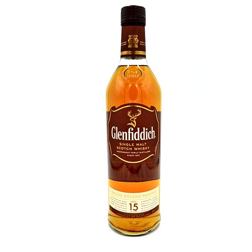 Glenfiddich 15 Yo 750ML