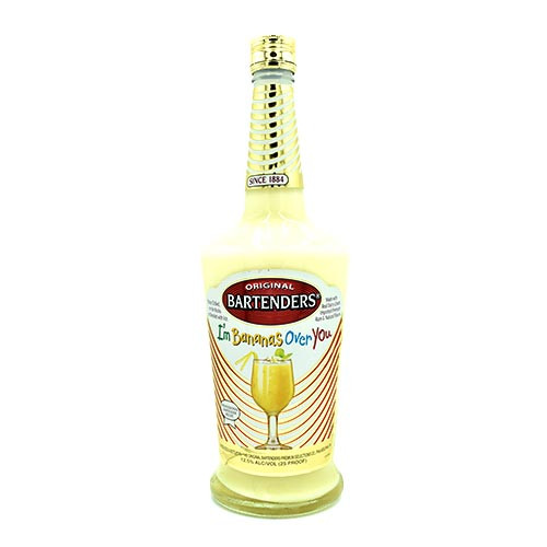 Bartenders Bananas Over U 750ML