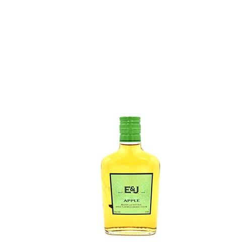 E&J Brandy  Apple  200ML