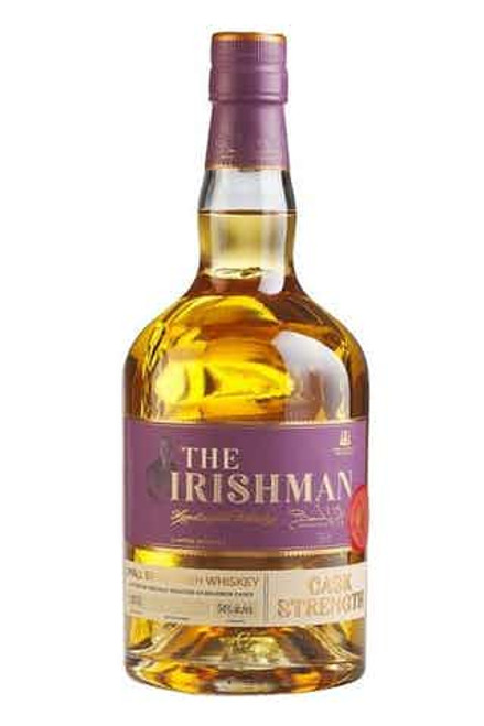 Irishman Cast Strength 750ML