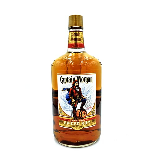 Captain Morgan 1.75 Liter