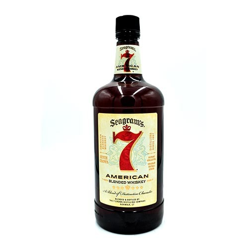 Seagrams 7 Crown 1.75 Liter