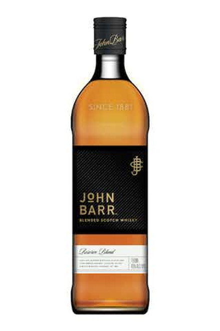 John Barr Blanded Scotch 750ML