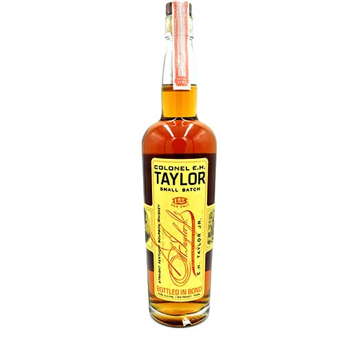 E.H Taylor Small Batch 750ML