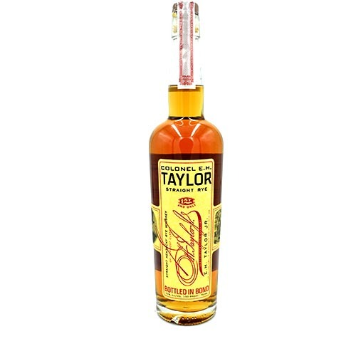 E.H Taylor Straight Rye 750ML