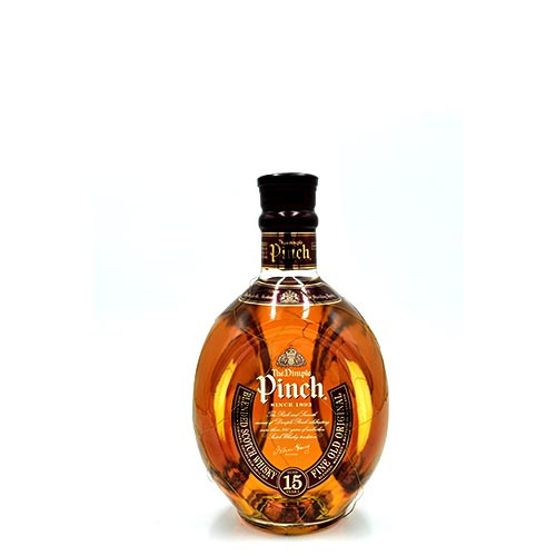 The Dimple: Pinch 15 Years 750ML