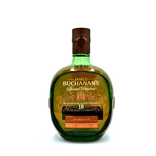 Buchanas 18 Yearsears Old 750ML