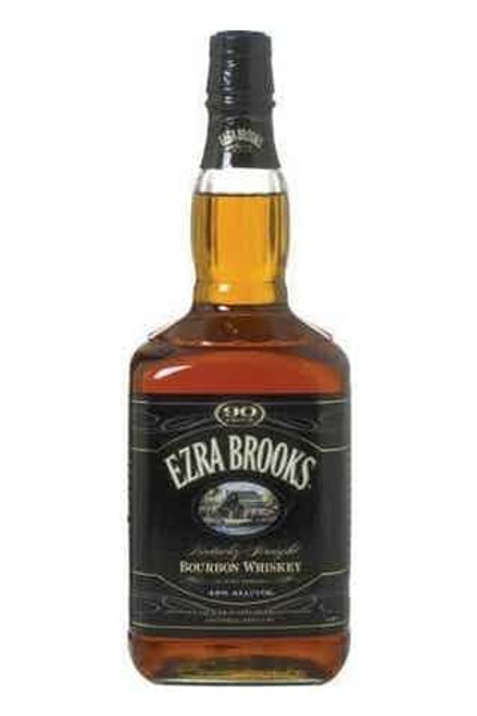 Ezra Brooks Bourbon 1.75 Liter