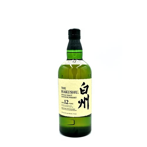 The Hakushu 12 Years 750ML