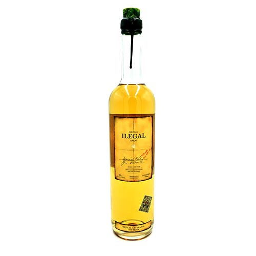 Ilegal Mezcal Añejo 750ML