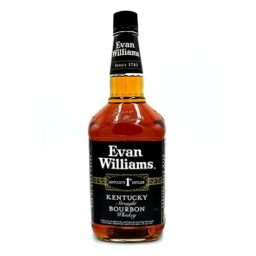 Evan Williams Bourbon 1.75 Liter