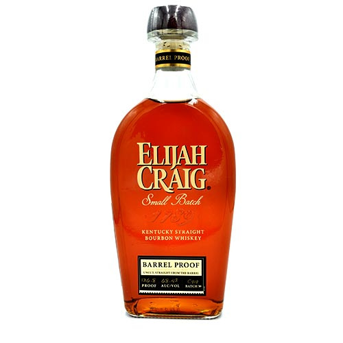 Elijah Craig Barrel Proof 136.8 750ML