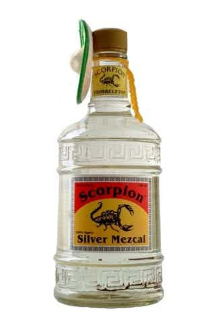 Scorpion Mezcal Silver 750ML