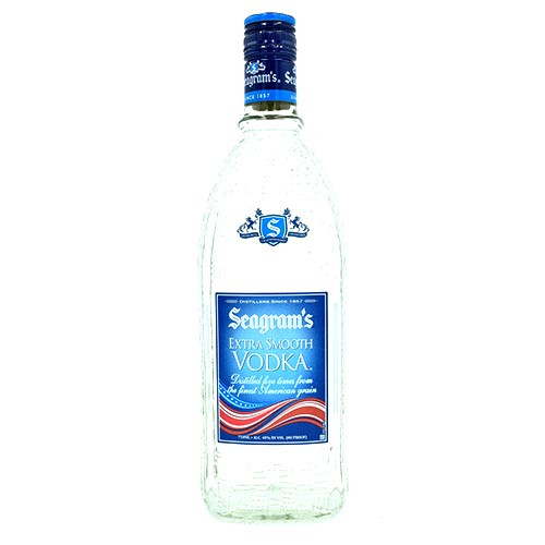 Seagrams Vodka 750ML