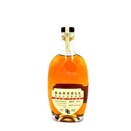 Barrell Bourbon New Year 2019 750ML