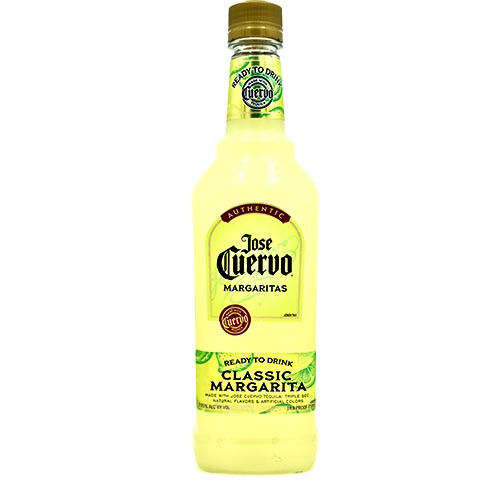 Jose Cuervo Classic Lime 750ML