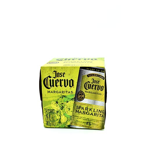 Jose Cuervo Class Lime 4 Pack