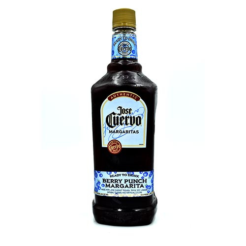 Jose Cuervo Margarita Berry Punch 1.75 Liter