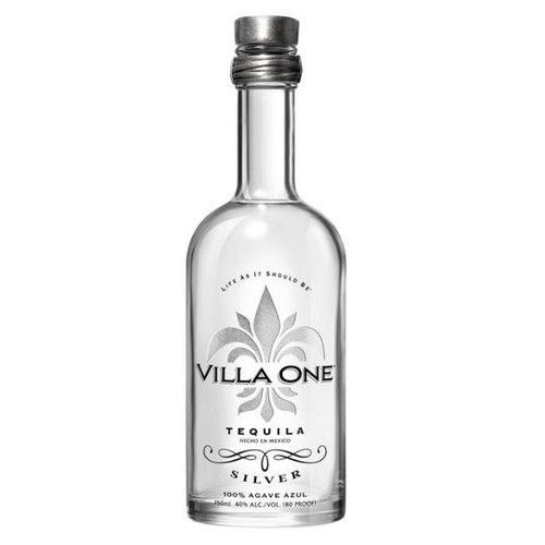 Villa One Tequila Blanco 750ML