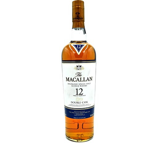 Macallan 12 Years Double Cask 750ML