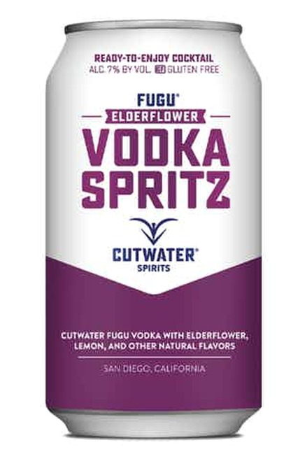 Cutwater Vodka Spritz 4 Pack
