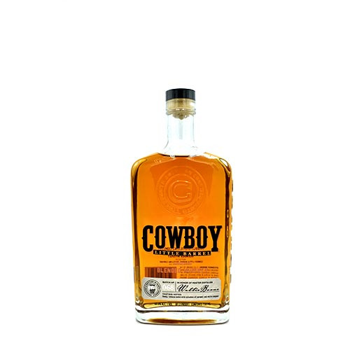 CowBoy Blended Whsikey 750ML