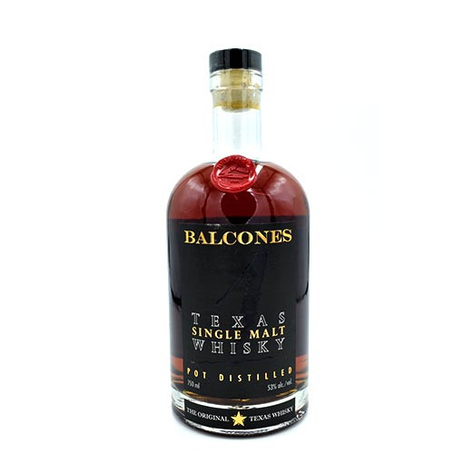 Balcones Single Malt   750ML