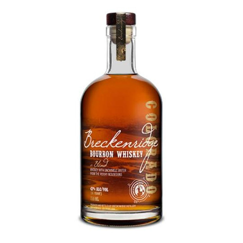 Breckenridge Bourbon Whiskey 750ML